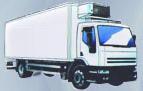 Рефрижераторы для грузового транспорта